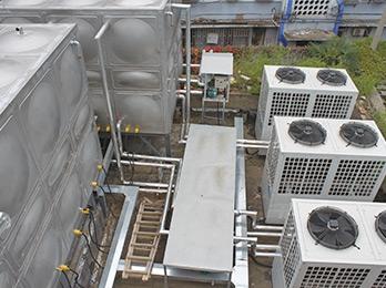 南京幼儿师范学院热水工程
