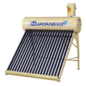 汽芯无电全自动华扬太阳能热水器