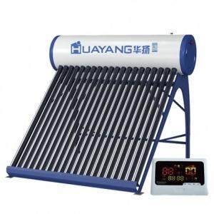 精工数字全自动华扬太阳能热水器