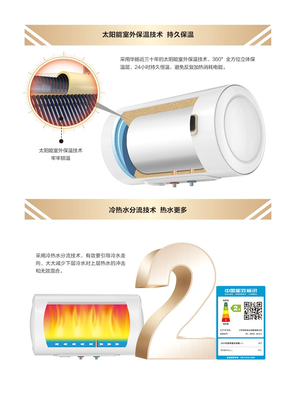 红外遥控式防电墙电热水器技术